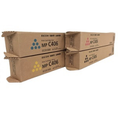 Ricoh C406 Toner Cartridge Set