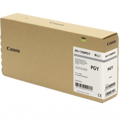 Canon PFI-1700PGY Photo Gray Ink Tank