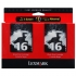 Lexmark 10N0138 Black Ink Cartridge Twin Pack