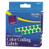 Avery 05791 Color Coding Labels