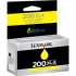 Lexmark 14L0200 Yellow Ink Cartridge