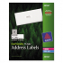 Avery 48160 EcoFriendly Mailing Labels