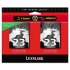 Lexmark 18C1598 Black Ink Cartridge Twin Pack