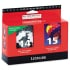 Lexmark 18C2239 Ink Cartridge Pack