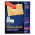 Avery 5520 WeatherProof Durable Mailing Labels