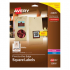 Avery 22805 Square Print-to-the-Edge Labels