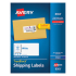 Avery 8363 Shipping Labels