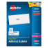 Avery 45160 Labels