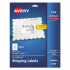 Avery 8168 Shipping Labels