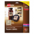 Avery 22846 Square Print-to-the-Edge Labels