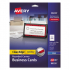 Avery 88220 Premium Clean Edge Business Cards
