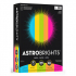 "Astrobrights 99608 Color Paper -""Bright\"" Assortment"