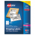 Avery 27901 Shipping Labels with Paper Receipt Bulk Pack