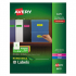Avery 6479 High-Visibility ID Labels
