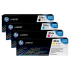HP 304A Toner Cartridge Bundle