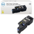 Dell 3581G Yellow Toner Cartridge