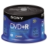Sony 50DPR47RS DVD+R Discs