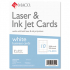 Maco ML8555 Microperforated Laser/Ink Jet Business Cards