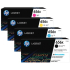 HP 656X Toner Cartridge Set
