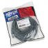 Tripp Lite N201050GY CAT6 Snagless Molded Patch Cable