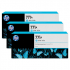 HP B6Y44A Light Cyan Ink Cartridge Multipack