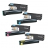 Lexmark C935 Toner Cartridge Set