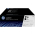 HP CE285D Toner Cartridge Dual Pack