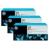 HP CR251A Chromatic Red Ink Cartridge Multipack