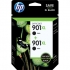 HP CZ140FN Black Ink Cartridge 2-Pack