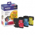 Brother LC613PKS Color Ink Cartridge Multipack