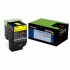 Lexmark 80C0XYG Yellow Toner Cartridge for US Government