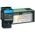 Lexmark C540A4CG Cyan Toner Cartridge for US Government