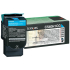 Lexmark C540H4CG Cyan Toner Cartridge for US Government