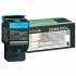 Lexmark C544X4CG Cyan Toner Cartridge for US Government