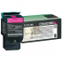 Lexmark C544X4MG Magenta Toner Cartridge for US Government