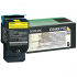 Lexmark C544X4YG Yellow Toner Cartridge for US Government