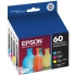 Epson T060120-BCS Combo Pack Ink Cartridges