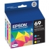 Epson T069520 Color Ink Cartridge Multipack