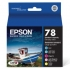 Epson T078920 Color Ink Cartridge Multipack
