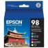 Epson T098920 Color Ink Cartridge Multi-Pack