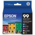 Epson T099920 Color Ink Cartridge Multi-Pack