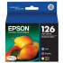 Epson T126520 Color Ink Cartridge Multi-Pack