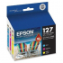 Epson T127520 Color Ink Cartridge Multi-Pack