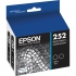 Epson T252120-D2 Black Ink Cartridge Dual Pack
