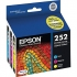 Epson T252520 Color Ink Cartridge Multi-Pack