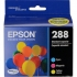 Epson T288520 Color Ink Cartridge Multipack