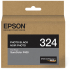 Epson T324120 Photo Black Ink Cartridge