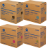Konica Minolta TNP48 Toner Cartridge Set